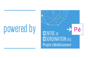 powered by Centre de Coordination des Projets d'établissement